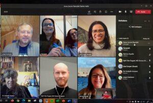 Stort engasjement i digitale fagmøter